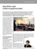 Mye felles med Utdanningsforbundet! - LOPs - Page 7