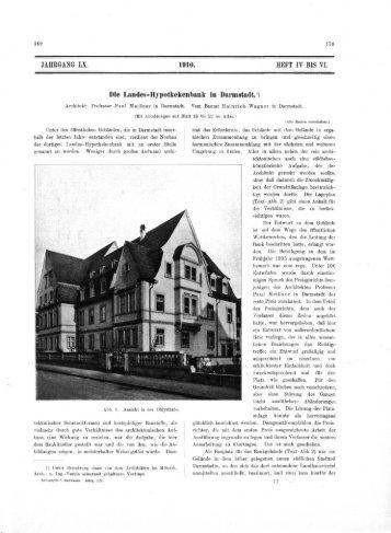04. Zeitschrift für Bauwesen LX. 1910, H. IV-VI= Sp. 169-344