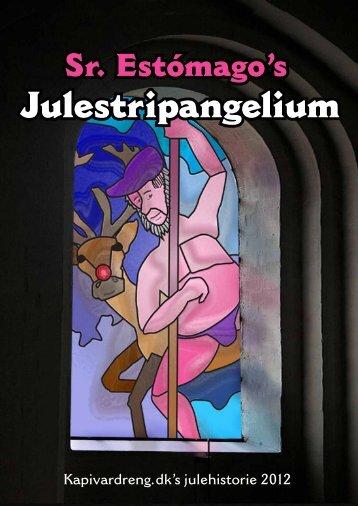 Julestripangelium - kapivardreng.dk