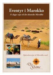 Eventyr i Marokko - DaGama Travel