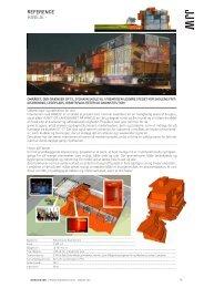 REFERENCE HAVEJE - - JJW Arkitekter
