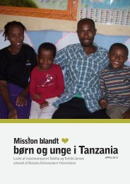 April 2013 - Tanzania