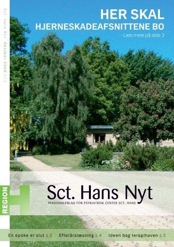 262060_Sct Hans_oktober_08.indd - Region Hovedstadens Psykiatri