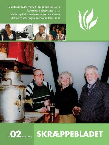 2013-02 i pdf - Skræppebladet