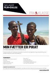 Undervisningsmateriale Min fætter er pirat PDF - Salaam DK