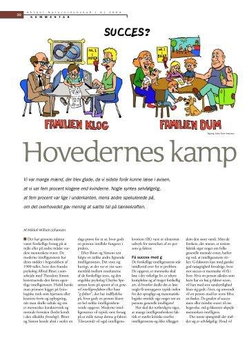 Hovedernes kamp - Mikkel Willum Johansen