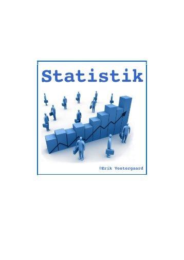 Sagt om statistik - Vestergaards Matematik Sider