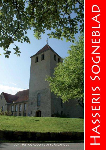 Juni, Juli og august 2013 . Årgang 57 - Hasseris Kirke
