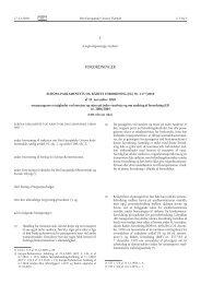 nr. 1177/2010 af 24. november 2010 om passagerers rettigheder