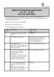 6 - skolebestyrelsesmøde referat den 16 april 2013 - Asgård Skole