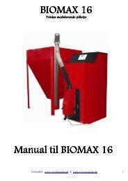 BioMax 16 - VVS Grossisten