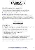 BioMax 16 - VVS Grossisten - Page 2