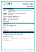 SIKKERHEDSDATABLAD Scandiflex Danmark ApS - Hightech - Page 2