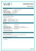 SIKKERHEDSDATABLAD Scandiflex Danmark ApS - Hightech - Page 4