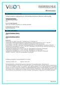 SIKKERHEDSDATABLAD Scandiflex Danmark ApS - Hightech - Page 5