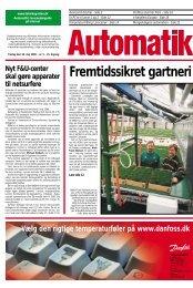 Fremtidssikret gartneri - Teknik og Viden