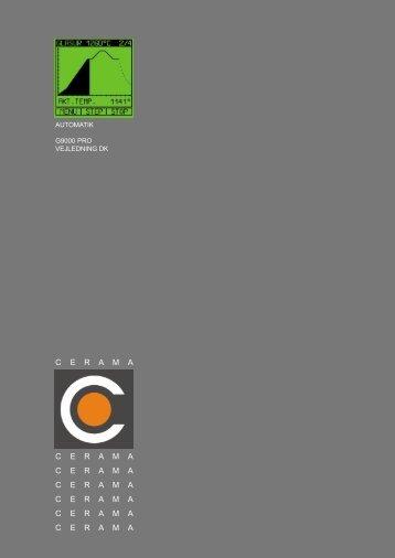 Brugervejledning til G9000 PRO DK.pdf - Elvarmeteknik