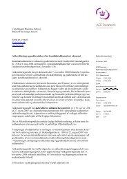 Fjj.ls@cbs.dk cbs@cbs.dk Akkreditering og godkendelse af