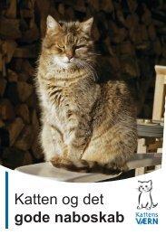 Katten og det gode naboskab - Kattens Værn