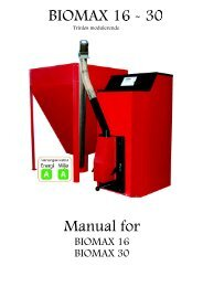 Manual BioMax 16-30 051211 ny - Andresens Bioenergi A/S