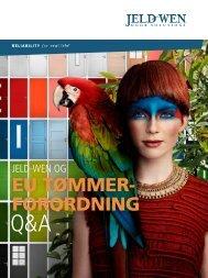 Q&A - Jeld-Wen