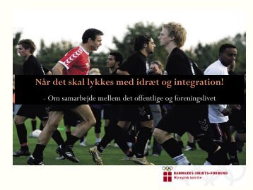 Oplæg v/Lars Kruse - Statens Institut for Folkesundhed