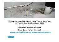 091028 ATV - Fejl Jens Peter Nielen - ATV Jord og Grundvand