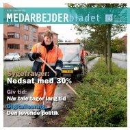 Medarbejderbladet (pdf, 4,8 mb) - Esbjerg Kommune