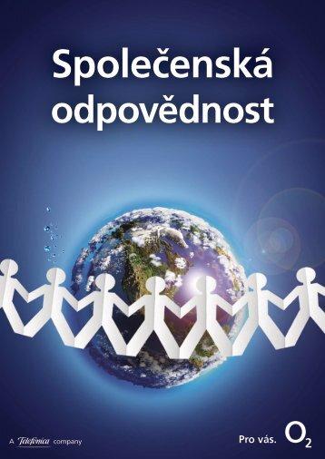 Společenská - Telefónica Czech Republic