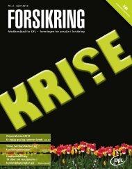 2012-2 Forsikring - DFL