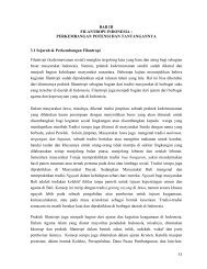 33 BAB III FILANTROPI INDONESIA : PERKEMBANGAN POTENSI ...