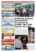 Kulinarisk Sydfyn havde alt det der skulle til - Isager Bogtryk - Page 4