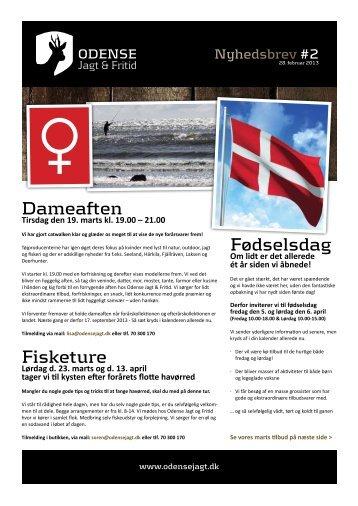 Nr. 2 - 28. februar 2013 - Odense Jagt & Fritid