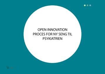 Åben innovationsproces - Livinglab Denmark