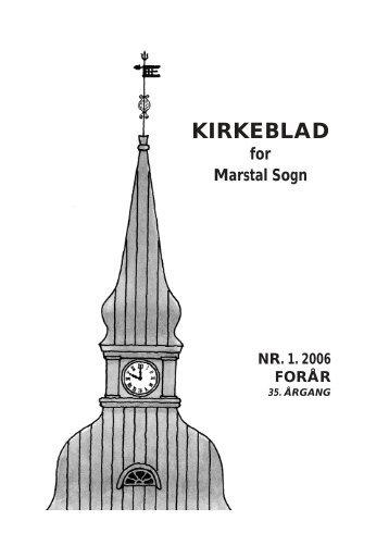 Kirkebladet nr. 1-2006 Forår - Alt er vand ved siden af Ærø