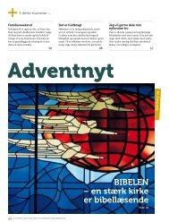 BIBELEN - Syvende Dags Adventistkirken