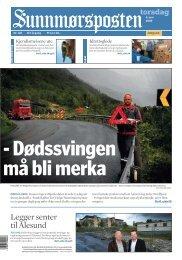 Se også sak i Sunnmørsposten idag 4. juni her - Norsk Maritimt ...