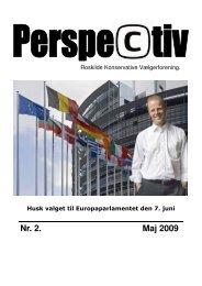 Perspectiv no. 2 2009. Pdf. - Konservative Folkeparti