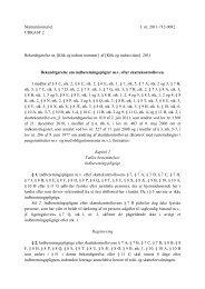 Skatteministeriet J. nr. 2011-712-0082 UDKAST 2 ... - RegnskabsMail