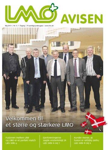 LMO-Avisen nr. 3 - Maj 2013 - LRØ