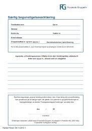 Særlig begunstiget / Arveregler - Handelsskolernes Lærerforening