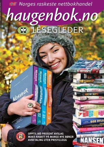 LESEGLEDER - Haugen Bok