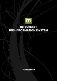 Transport Brochure DK