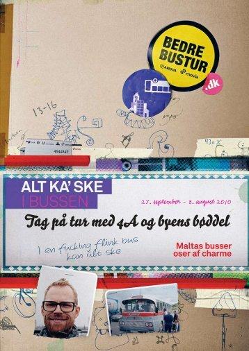 Tag på tur med 4A og byens bøddel - Bedrebustur.dk