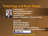 Rich-media Room Technologies
