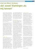4-5 Artistiek Wemmel: chef-kok Albert Verdeyen - De Zandloper - Page 5
