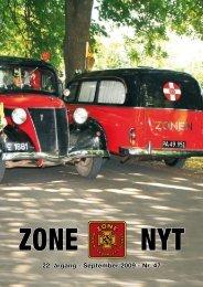 22. årgang - September 2009 - Nr. 47 - Zone-Redningskorpsets