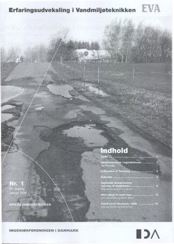 Erfaringsudveksling i Vandmiljøteknikken - Informi GIS