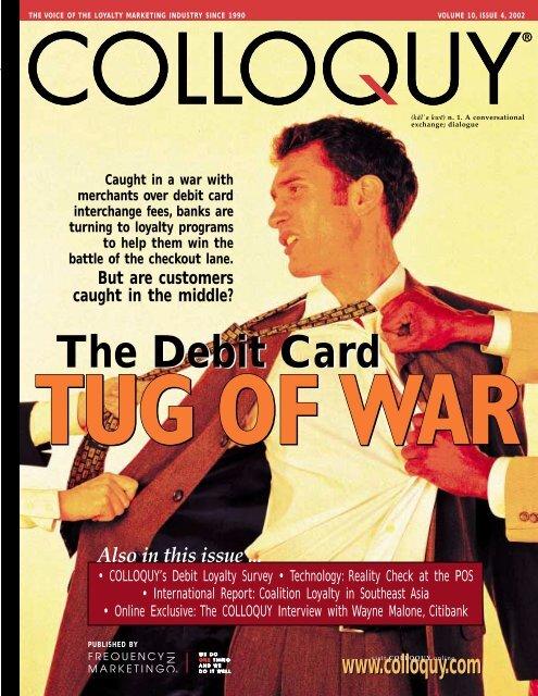 Debit Card The Debit Card - Colloquy