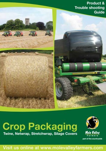 Crop Packaging - Mole Valley Farmers
